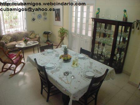 dining/comedor