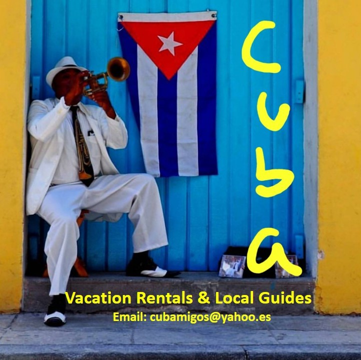 Cuba rooms and local guide